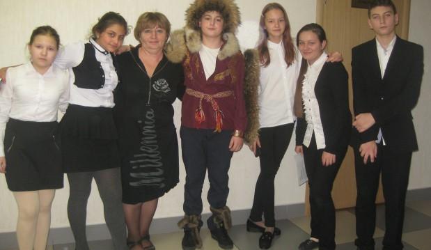 Внеклассное   мероприятие  Сказки и басни на  английском языке