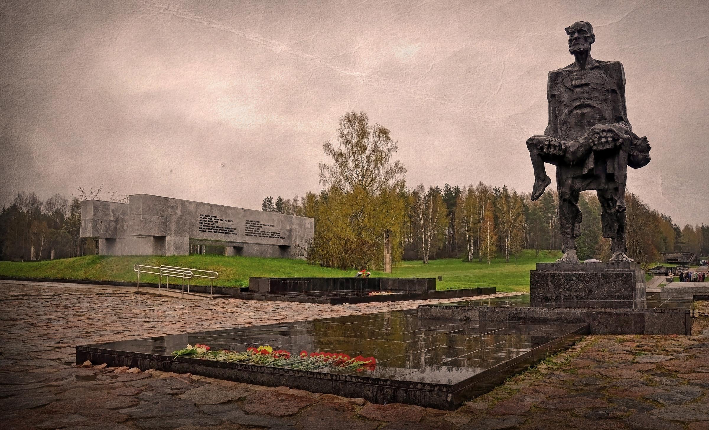 Хатынский мемориал