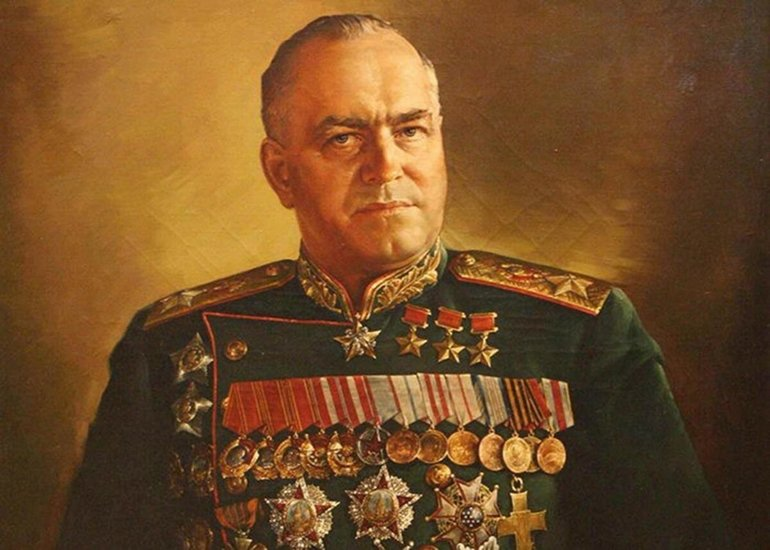 Георгий Жуков Советский. Маршал Советского Со.юза